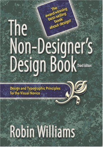 The Non-Designer's Design Book cover